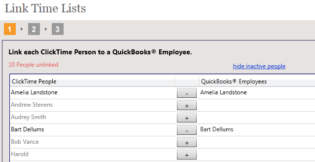 ClickTime Connector for QuickBooks (Desktop): Installation
